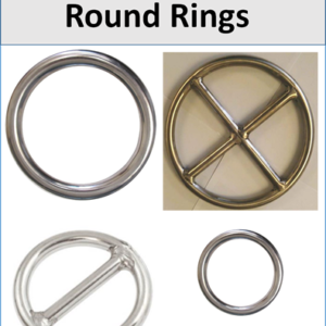 GOIS Round Rings
