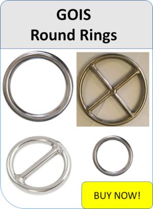 GOIS Round Rings
